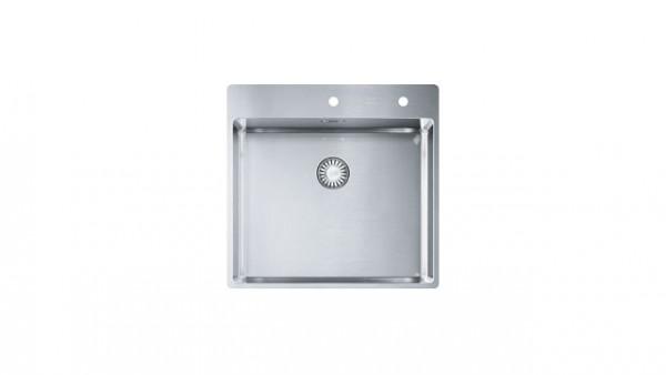 Franke BXX 210-50 A Edelstahl Küchenspüle mit Druckknopventil 127.0375.342 ab Lager