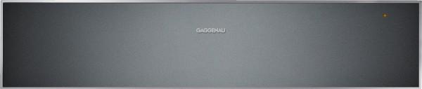 Gaggenau WS461100 Wärmeschublade Serie 400 Glasfront in Gaggenau Anthrazit Breite 60 cm, Höhe 14 cm