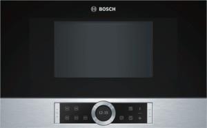 Bosch BFL634GS1 Einbau-Mikrowellngerät Edelstahl