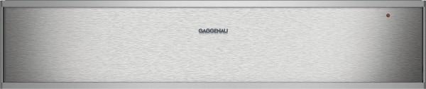 Gaggenau WS461110 Wärmeschublade Serie 400 Edelstahl-hinterlegte Glasfront Breite 60 cm, Höhe 14 cm