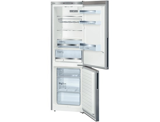 Bosch KGE36DI40 Kühl-/Gefrier Kombination Türen Edelstahl