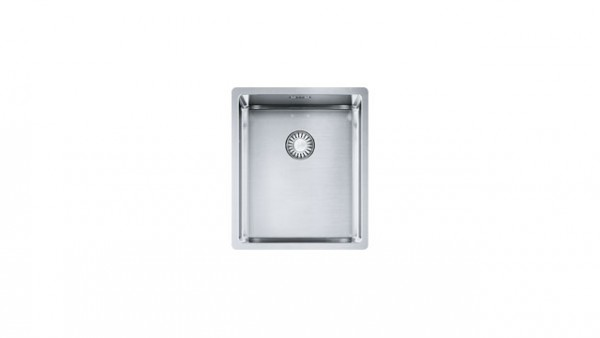 Franke Box Stopfenventil - BXX 110-34/ BXX 210-34 Edelstahl Küchenspüle