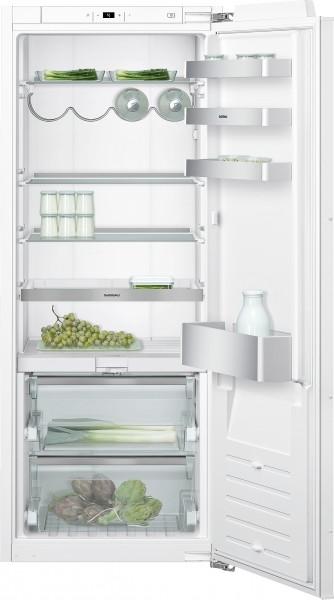Gaggenau RC242203 Kühlgerät Serie 200 Mit Frischkühlen nahe 0 ∞C Voll integrierbar Nischenbreite 56