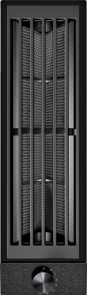 Gaggenau VL200120 Vario Muldenlüftung Serie 200 Schwarze Bedienblende Breite 15 cm Abluft-/ Umluftbe