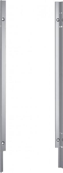 Gaggenau DA020010 Verblendungsleisten Edelstahl für 81,5 cm hohe Geschirrspüler