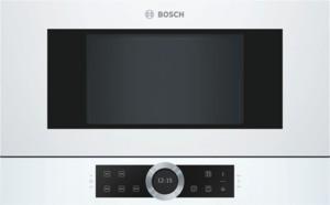 Bosch BFL634GW1 Einbau Mikrowellengerät polar weiß